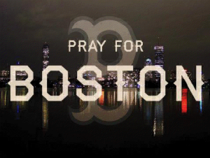 Pray For Boston 4/18/2013