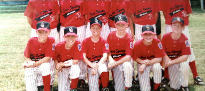 Mikey O'Brien Little League All-Stars